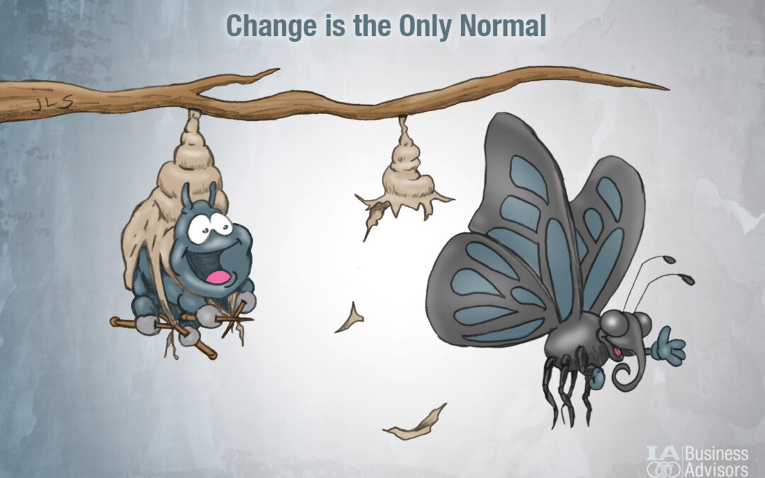 Change is the Only Normal