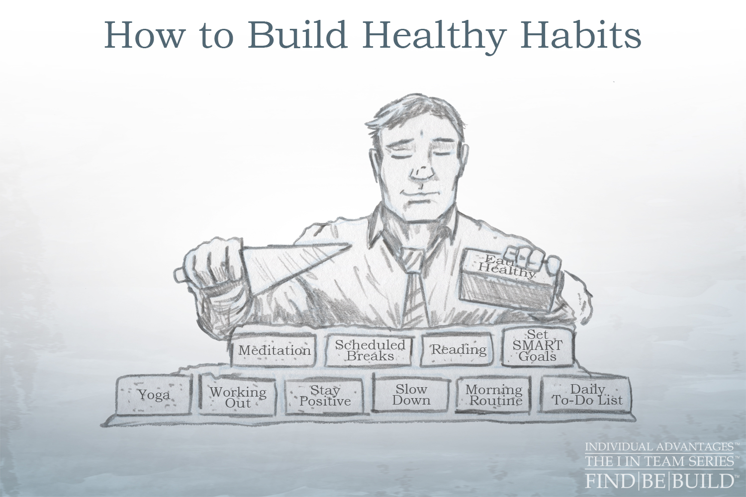 build healthy habits