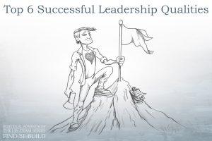 successful leadership qualities